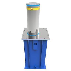 Hydraulic Rising Bollard Remote Control Full Automatic Bollard