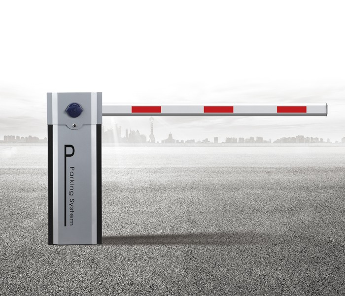 Smart automatic boom barrier traffic road barrier gate