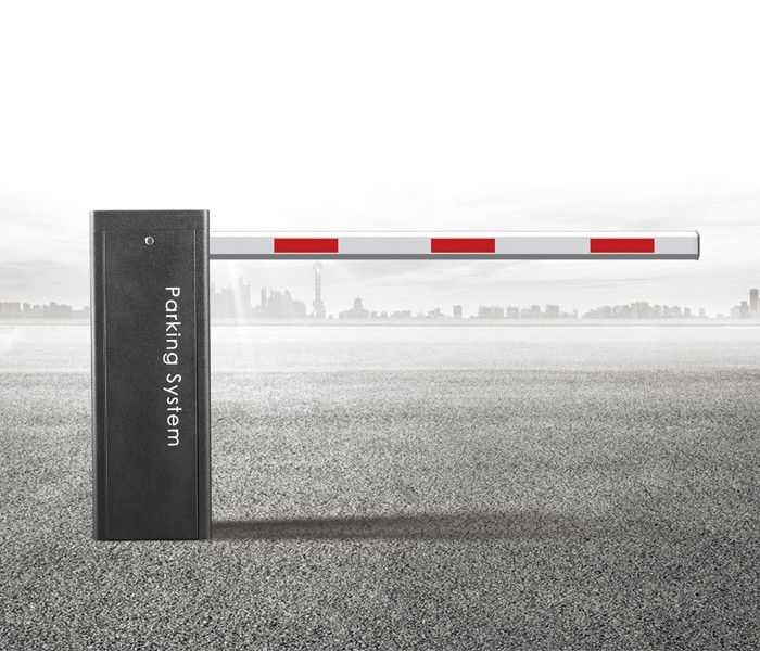 brusless motor drive boom barrier high quality security equipment