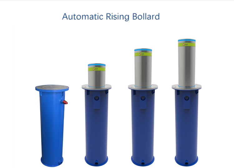 Supply Automatic Traffic Bollards