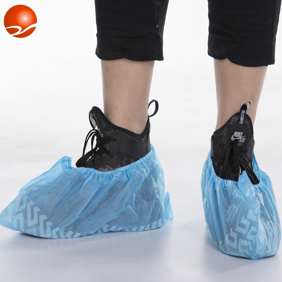 84a05e5fbec Wholesale Quality Foot Covers pe Shoe Cover plastic Disposable For ...