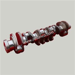 Cummins Forge Crankshaft For NT855 3608833 ISCE Forge Crankshaft 3965008