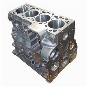 Cummins Diesel Engine 4ISDE ISBE Cylinder Block 4934322