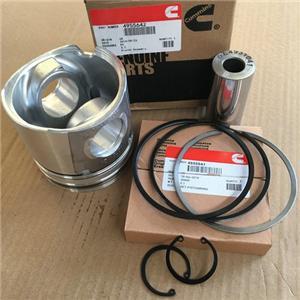 Cummins ISBe ISDe Piston Kit Oversize 0.50mm 4955642