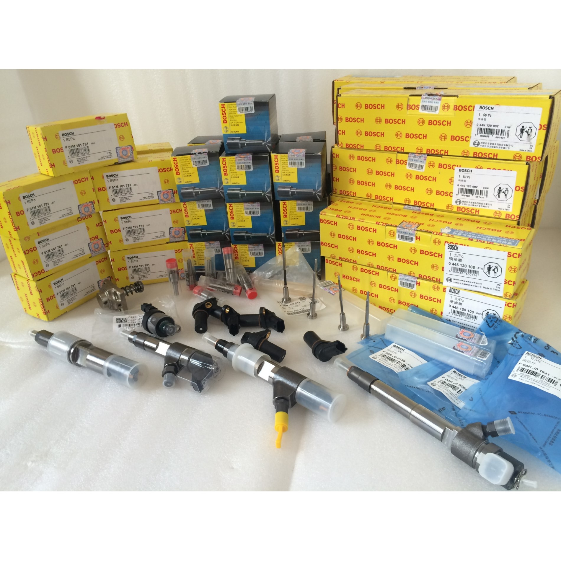 Bosch Injection System Parts