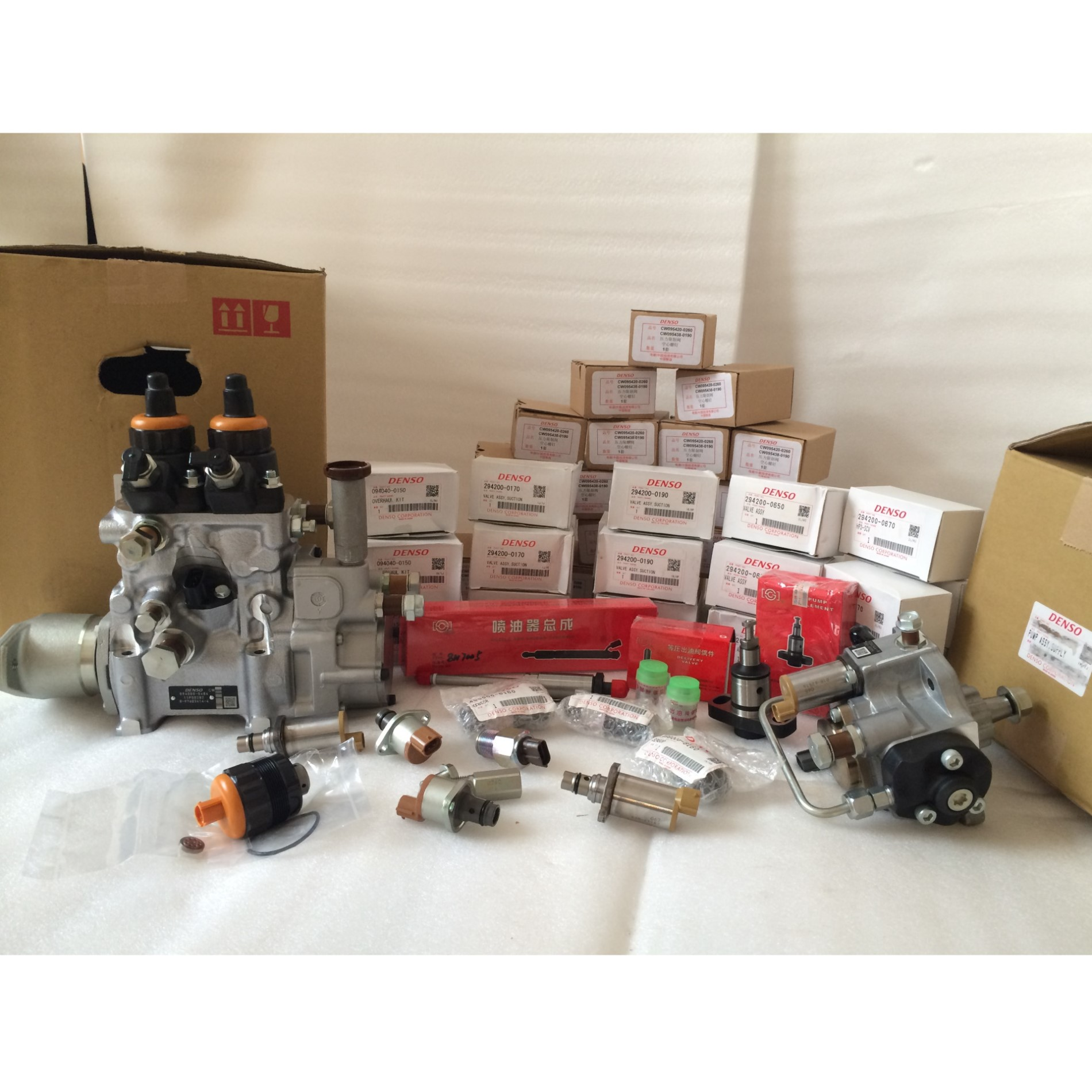 Denso Injection System Parts