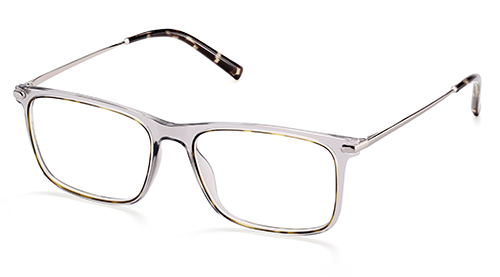 Man Square Grilamid Light Eyeglass Frame