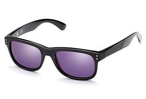 ECO Friendly Recycled Swiss TR90 Memory Plastic Wayfarer Sunglasses