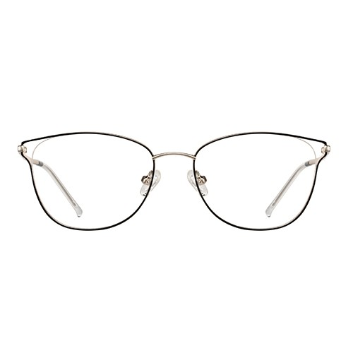 Lady Stainless Steel Hollow Design Eyeglass Frame Manufacturers, Lady Stainless Steel Hollow Design Eyeglass Frame Factory, Supply Lady Stainless Steel Hollow Design Eyeglass Frame