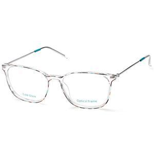 Ultra Light Square Frame Glasses TR90 Eyeglass Frame