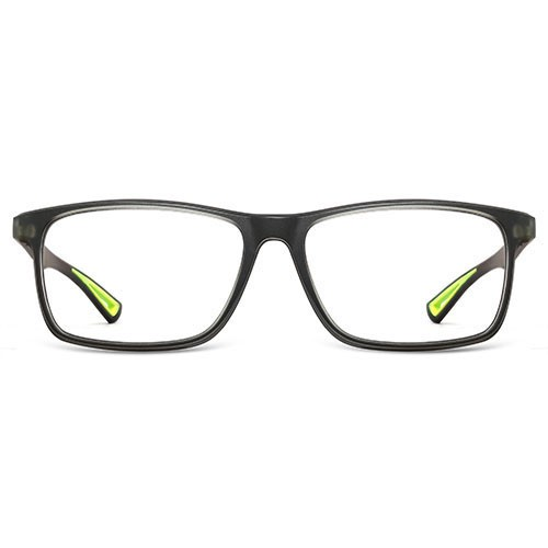 Rectangle TR90 Eyeglasses Coinjected with Rubber Manufacturers, Rectangle TR90 Eyeglasses Coinjected with Rubber Factory, Supply Rectangle TR90 Eyeglasses Coinjected with Rubber