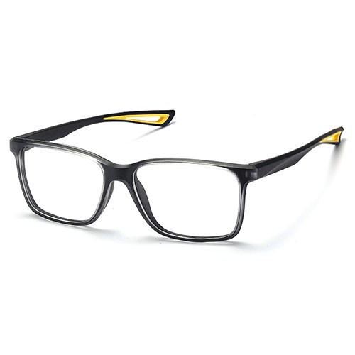 Square TR90 Eyeglasses Coinjected with Rubber Manufacturers, Square TR90 Eyeglasses Coinjected with Rubber Factory, Supply Square TR90 Eyeglasses Coinjected with Rubber