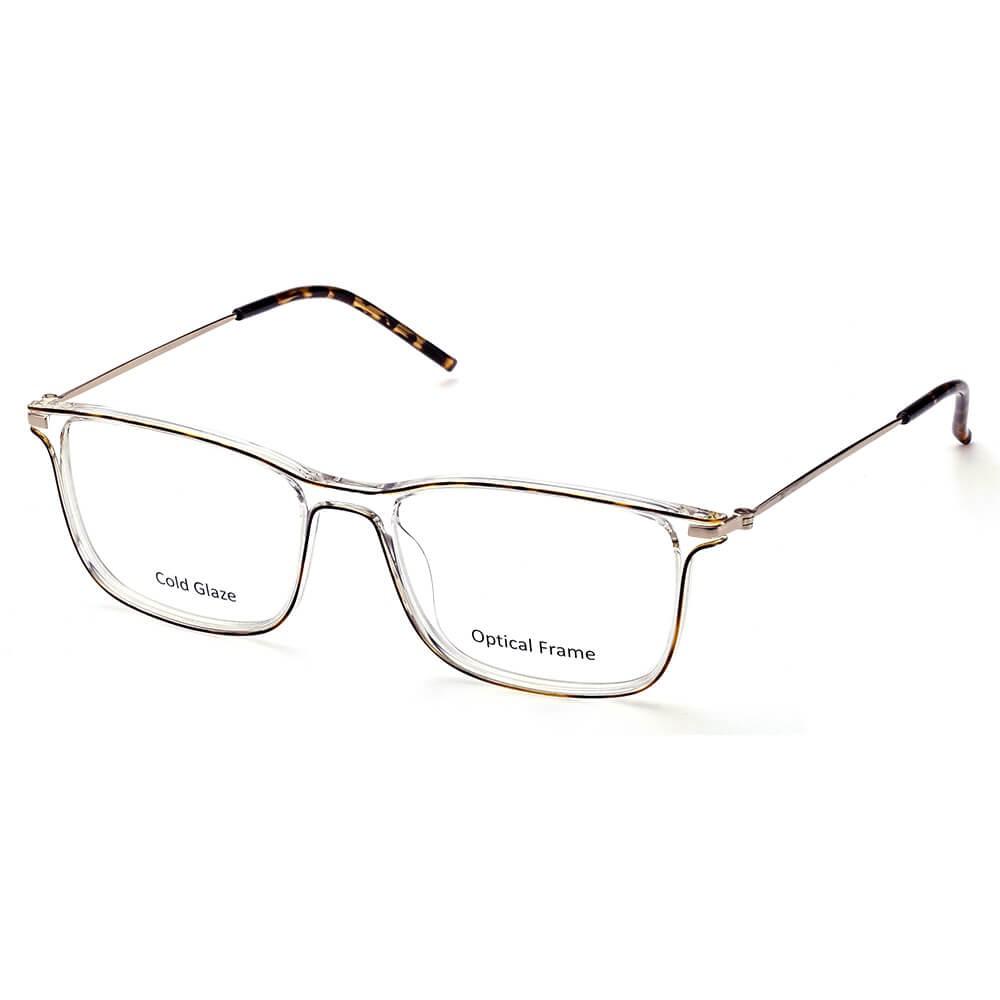 Ultra Light Rectangle Eyeglass TR90 Eyeglass Frame