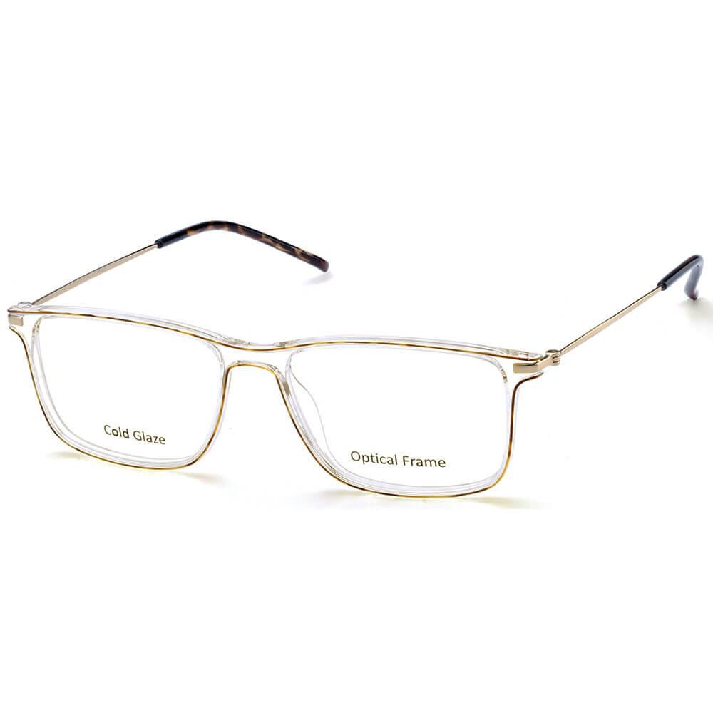 Ultra Light Square Eyeglass TR90 Eyeglass Frame