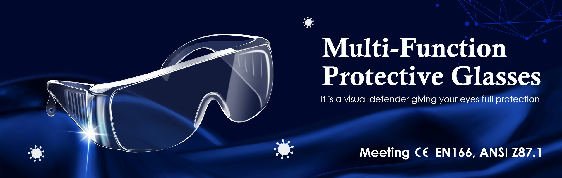 Multi-Function Protective Glasses
