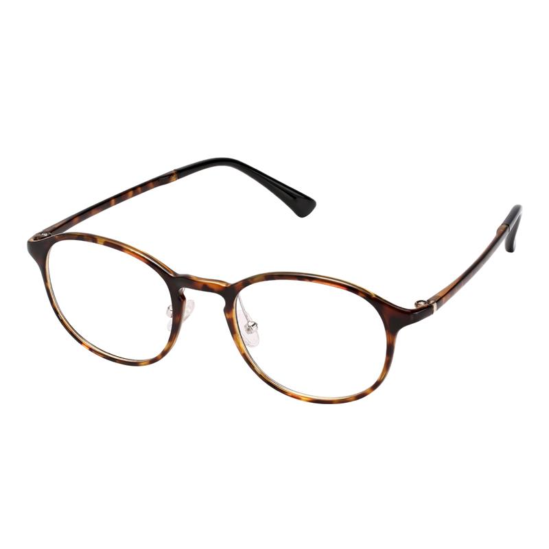 Ladies Classic Style ß-Plastic Ultralight Eyeglass Frame