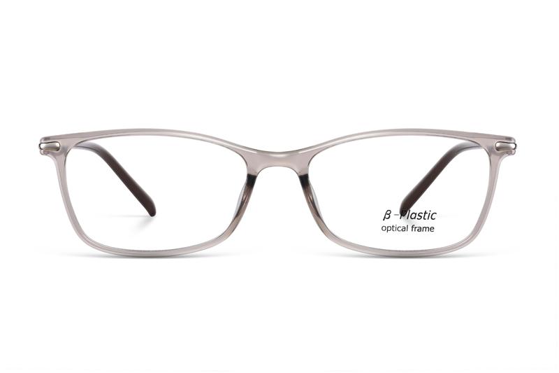 Unisex Super Thin Light ß-Plastic Eyeglass Frame Manufacturers, Unisex Super Thin Light ß-Plastic Eyeglass Frame Factory, Supply Unisex Super Thin Light ß-Plastic Eyeglass Frame