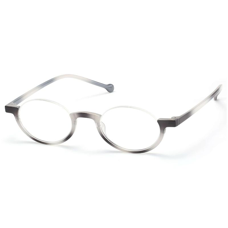 Oval Half Frame Super durable Reading Power Lens Reading Glasses
