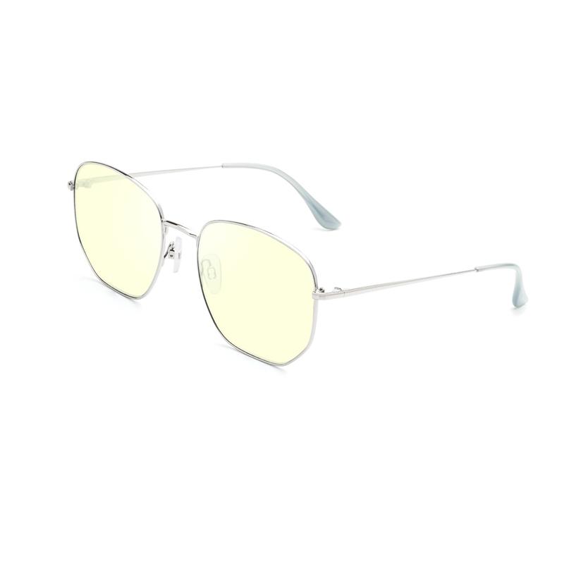 Men and Unisex Rxable Metal Frame and Blue Light Blocker Eyeglasses