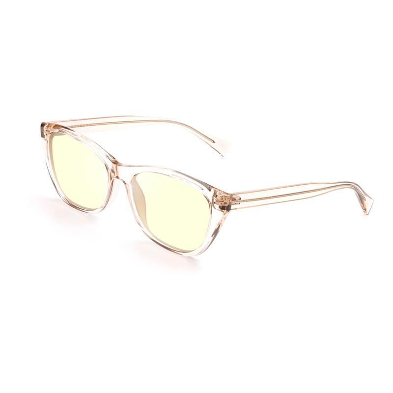 Ladies Swiss TR90 Frame & Blue Light Blocking Eyeglasses