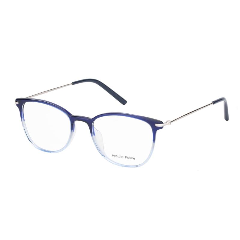 High Quality Lady Blue Light Blocker Eyeglasses Acetate optical Frame Manufacturers, High Quality Lady Blue Light Blocker Eyeglasses Acetate optical Frame Factory, Supply High Quality Lady Blue Light Blocker Eyeglasses Acetate optical Frame