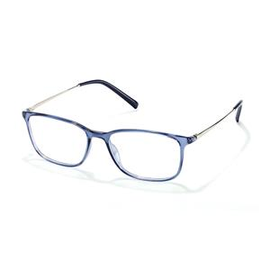 ß-Plastic Optical Frame and Metal Temple Super Thin Optiacl Frame for Women