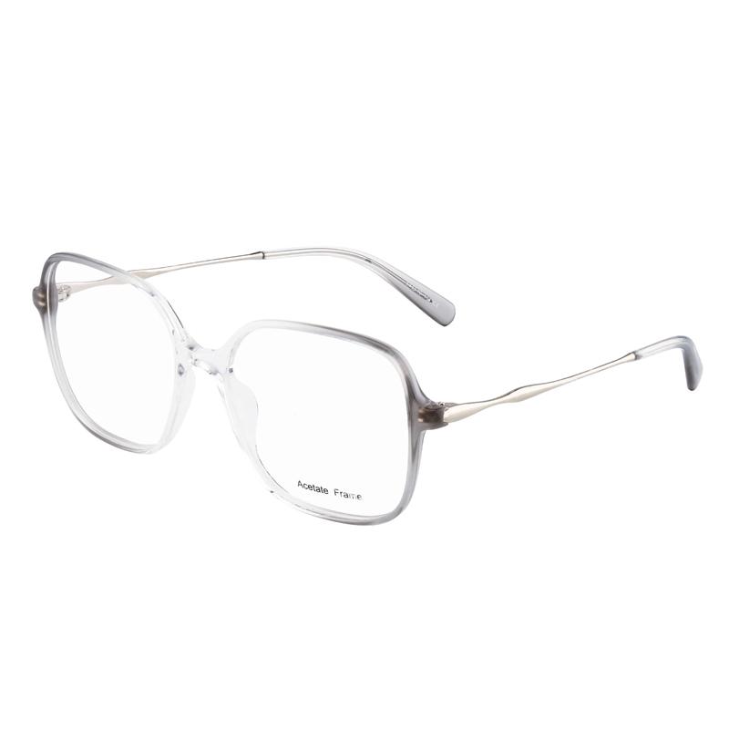 Women's Full Frame Vintage Acetate Eyeglasses