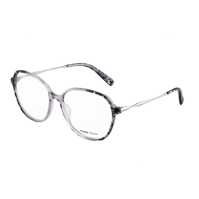 Ladies Color Mix Eyeglasses Vintage Acetate Frames Manufacturers, Ladies Color Mix Eyeglasses Vintage Acetate Frames Factory, Supply Ladies Color Mix Eyeglasses Vintage Acetate Frames