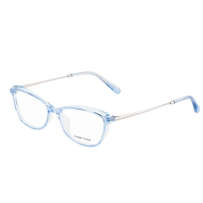 Trendy Cat Eye Glasses Acetate Frames Eyewear Manufacturers, Trendy Cat Eye Glasses Acetate Frames Eyewear Factory, Supply Trendy Cat Eye Glasses Acetate Frames Eyewear