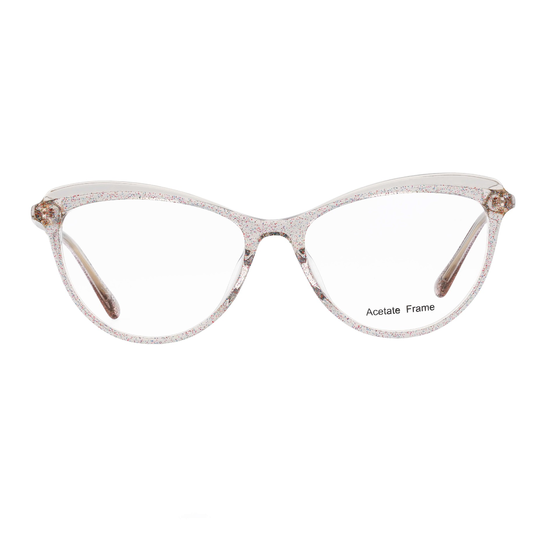 High Quality Cat Eye Acetate Frames for Women Manufacturers, High Quality Cat Eye Acetate Frames for Women Factory, Supply High Quality Cat Eye Acetate Frames for Women