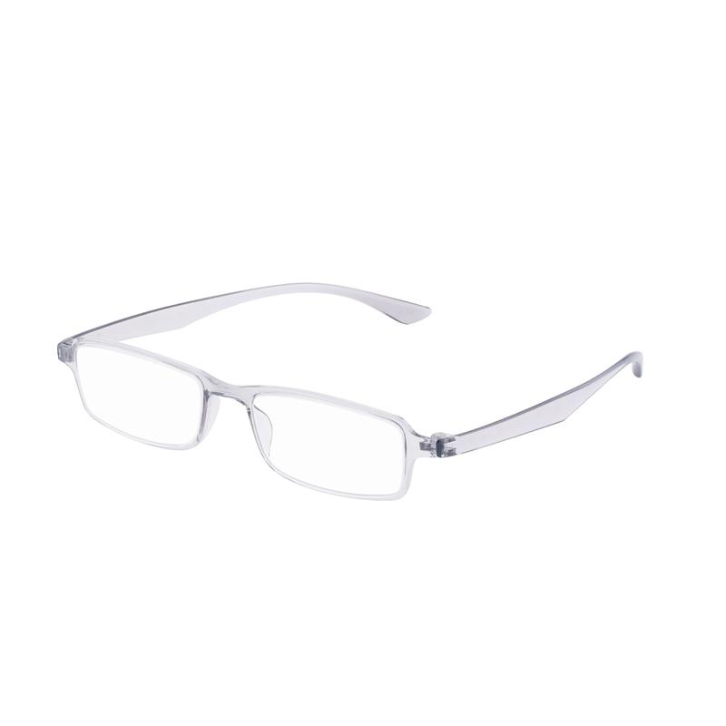 Óculos de leitura masculinos quadrados leves TR90