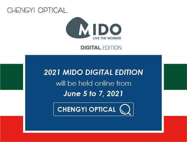 CHENG YI OPTICAL IN MIDO DIGITAL EDITION 2021