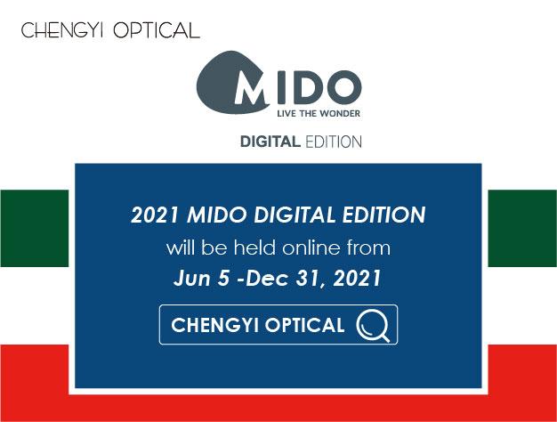 CHENG YI OPTICAL IN MIDO DIGITAL EDITION 2021 (Jun 5 to Dec 31)