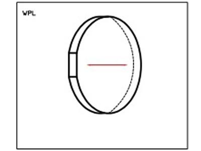 Low Order Waveplate
