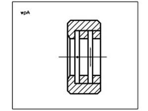 Zero Order Air-spaced Waveplate