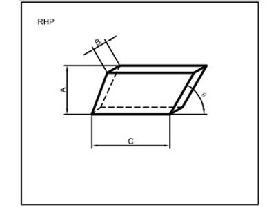 Rhombid Prism