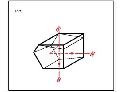 Beamsplitter Penta Prism