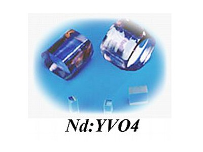 Nd:YVO4 Optical Crystal