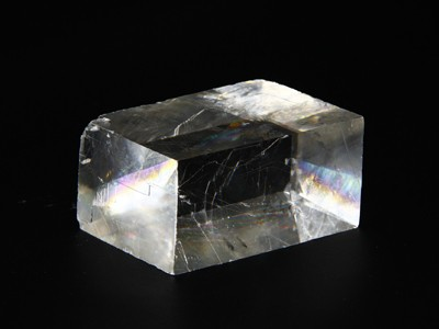 Calcite Birefringent Crystal Manufacturers, Calcite Birefringent Crystal Factory, Supply Calcite Birefringent Crystal