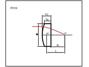 Plano Convex Cylindrical Lens