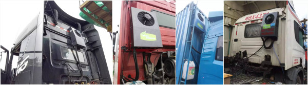 Buy Truck Idle off Air Conditioner