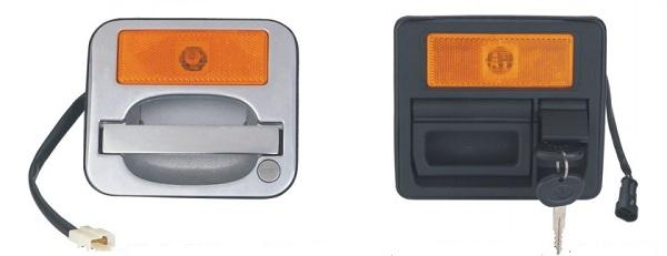 Luggage Door Handle with Lock Manufacturers