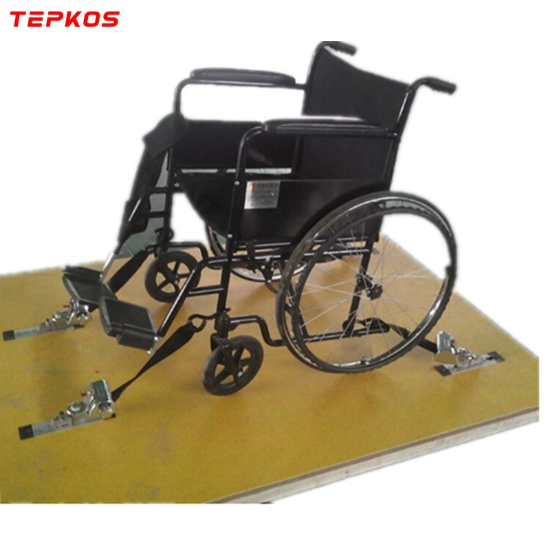 Bus Wheelchair Retractor To Fix Wheelchair