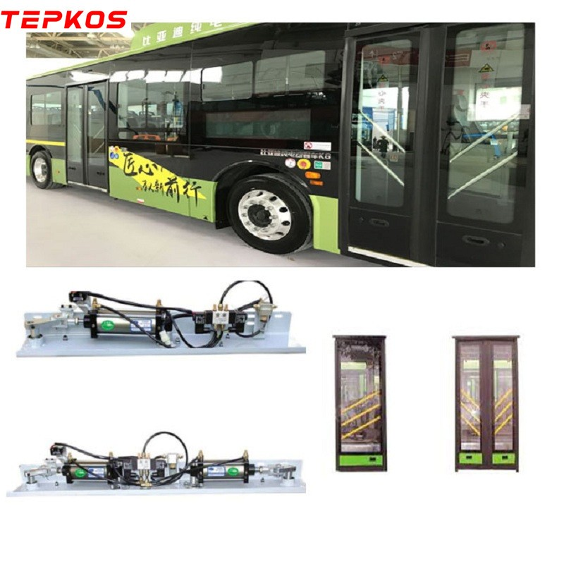Pneumatic Inswing Bus Door Emergency Release