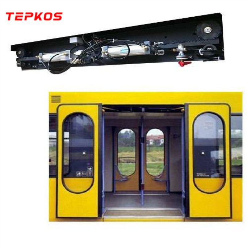 Shuttle Bus Pneumatic Double Outward Door