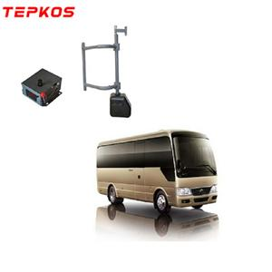 Electric Outswing Bus Door Mechanism Lift Lock