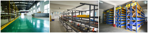 Pneumatic Bus Door Systems Factory