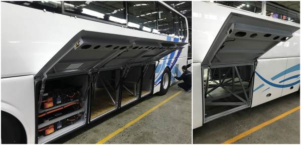 Purchase Bus and Coach Door System