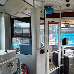 Full Height Or Half Height Bus Protective Screen