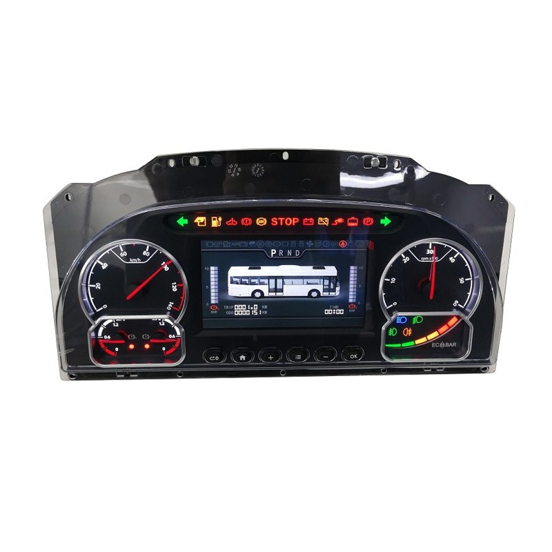 Dashboard Gauge Cluster With 7 Inch TFT ISF